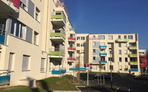 Construction de 49 logements collectifs