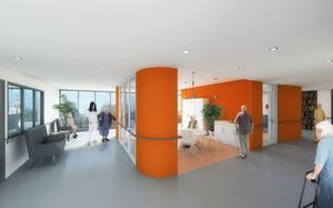 Concours Centre Hospitalier du Belvédère à Mont-Saint-Aignan